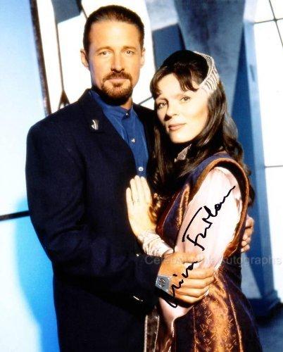 MIRA FURLAN as Delenn - Babylon 5 Genuine Autograph from Celebrity Ink