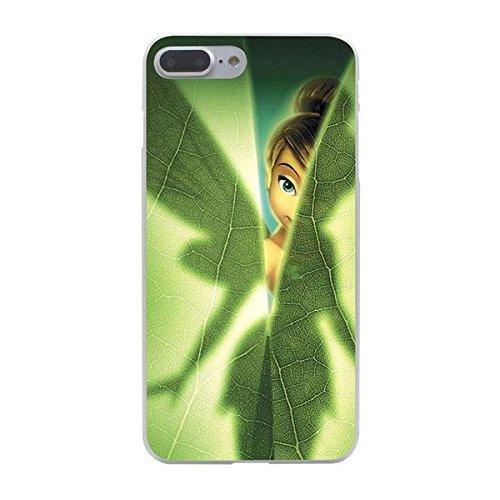 Disney Tinkerbell Schutzhülle Appel Iphone Serie transparent Case Appel Iphone 4/4SComic Cartoon Hülle -AcAccessoires #0005-11 (Iphone 4/4S)