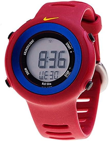 Nike Reloj analogico para Chico de Cuarzo con Correa en Caucho WD0139689
