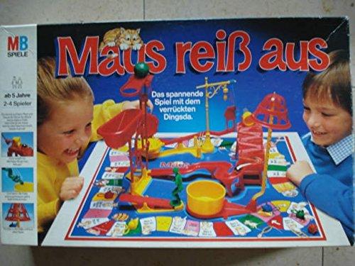 Mb Spiele 412100 Maus Reiß Aus Amazonde Spielzeug