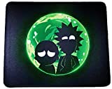 12x10 Inch Funny Evil Smile adult animated Cartoon Mousepad Large Mouse Pad Mouse mat Waterproof