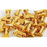 Toblerone Tiny Swiss Milk Chocolate With Honey & Almond Nougat 100 pcs Bulk