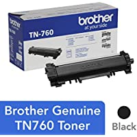 Brother TN-760 Toner Cartridge (Black)
