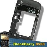 Original Genuine Blackberry Curve 8520 Midplate Grey OEM