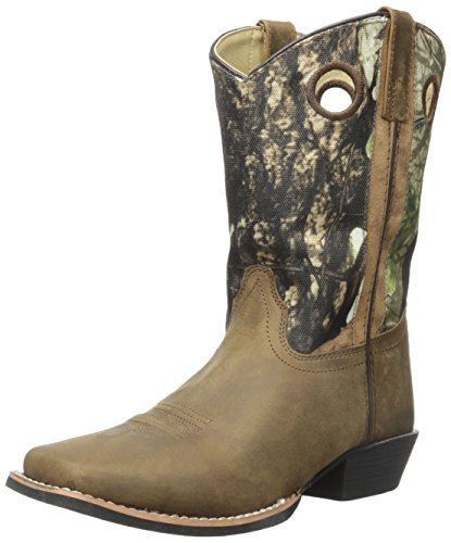Smoky Mountain Boots Children Boys Mesa Brown/Camo Leathe...