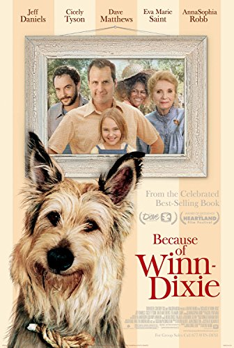 because-of-winn-dixie-135x20-inch-promo-movie-poster