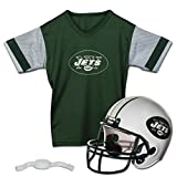 Franklin Sports NFL New York Jets Replica Youth Helmet and Jersey Set