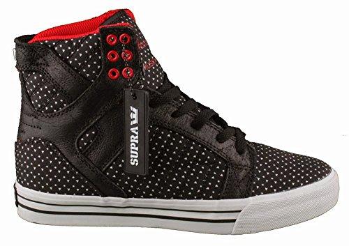 Black Sneaker Sneaker The Polka Skytop The SUPRA Skytop Dots Mens SUPRA Polka Black Mens EqBfnvvwaH