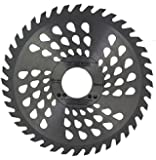 Hoja de sierra circular de alta calidad de 190 x 32mm (sierra de habilidad) con perforación (anillo reductor de 30mm, 28mm, 25mm, 22mm y 20mm) para discos de corte circulares de madera, 40 dientes