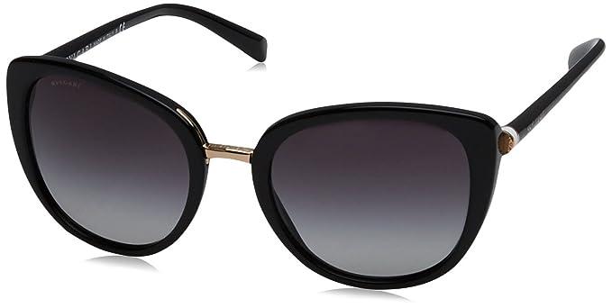 Amazon.com: Bvlgari bv8177 de la mujer anteojos de sol ...