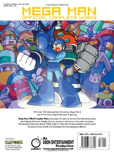 Image of Mega Man: Official Complete Works