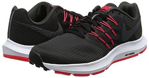 Red Running Scarpe Donna Swift Wmns Nike Run White siren black Nero anthracite 1wv7pqW