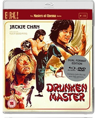 Drunken Master (1978) [Masters of Cinema] Dual Format (Blu-ray & DVD) edition
