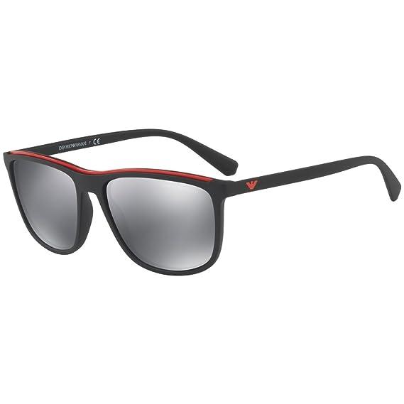 1215a1c79c6f EMPORIO ARMANI Men s 0EA4109 50426G 57 Sunglasses