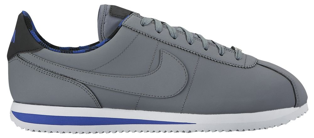 [ナイキ] Nike Cortez - メンズ ランニング [並行輸入品] B072C5R7K6 US07.0 Cool Grey/Hyper Blue/White/Cool Grey