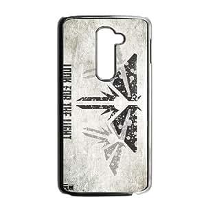 LG G2 Phone Case Black The Last of Us HDS339129