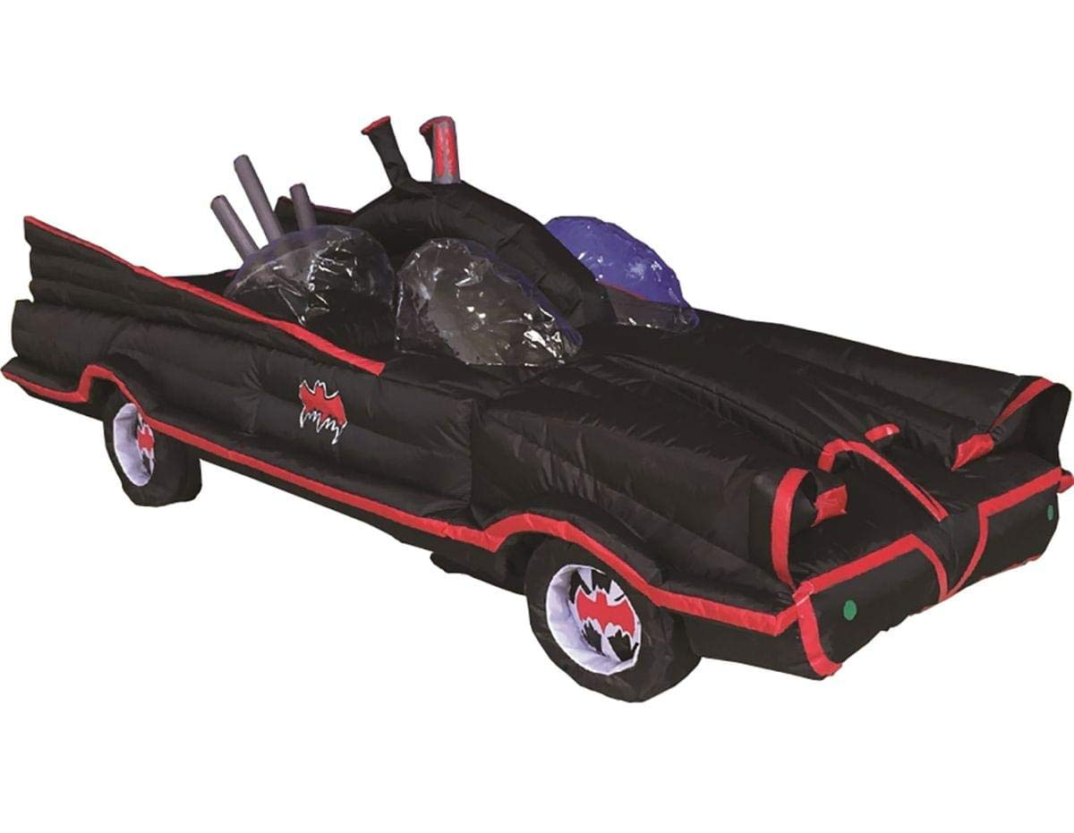Forum Novelties Classic Batmobile Inflatable Prop by Forum Novelties (Image #1)