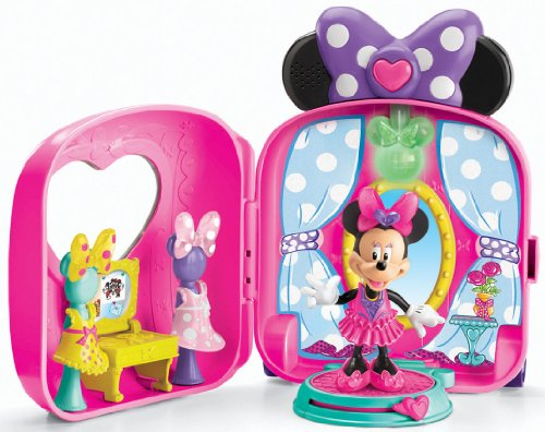 Fisher-Price Disney's Minnie's Fashion on The Go]()