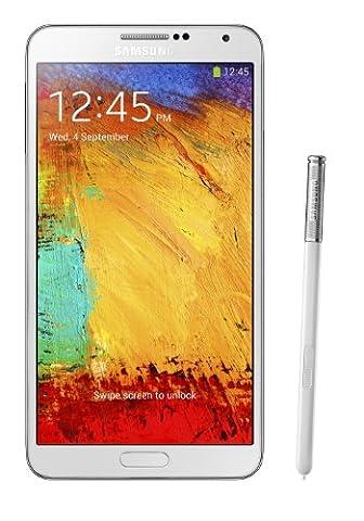Samsung Galaxy Note 3 N900v 32GB Verizon Wireless CDMA Smartphone - White (Certified Refurbished) (Galaxy Cdma Unlocked)