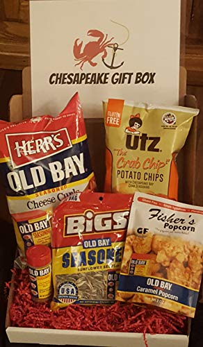 (Chesapeake Gift Box - Old Bay Overdose ! NEW AND IMPROVED)