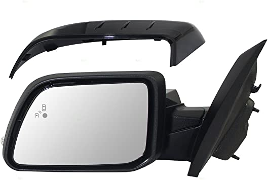 A BRAND NEW #1 HIGH QUALITY POWER MIRROR~RIGHT PASSENGER SIDE~W//O SIGNAL LAMP