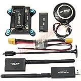 Hobbypower APM2.8 Flight Controller NEO-7M GPS 3DR 915Mhz Telemetry Mini OSD Module Power Module for FPV Quadcopter Multirotor