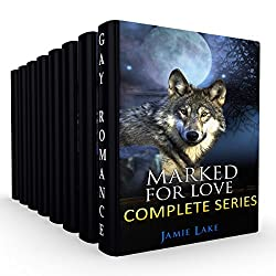 Marked for Love - 8 Book Series