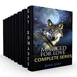 Marked for Love - 8 Book Series Audiobook