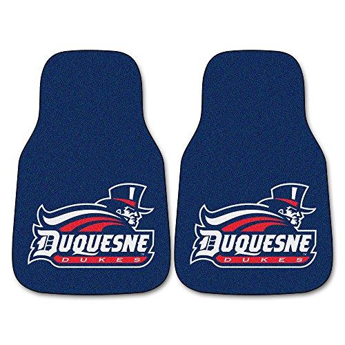 Fanmats NCAA Duquesne University Dukes Nylon Face Carpet Car (Fanmats Duquesne University)