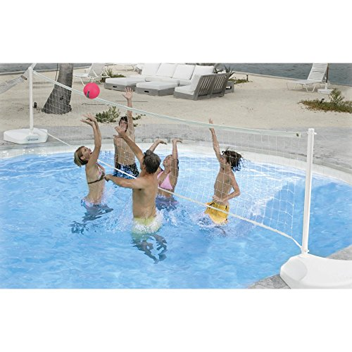 UPC 728058000598, Dunn Rite Water Volly Portable Pool Volleyball Set
