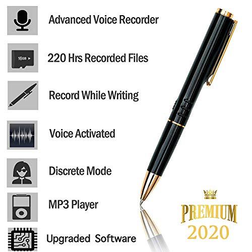 Tctec 16Gb Digital Voice