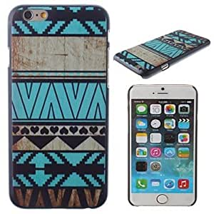 ZXSPACE iPhone 6 compatible Stripes/Ripples Back Cover