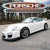 """Porsche 2012 Wall Calendar 12"""" X 12"""""""