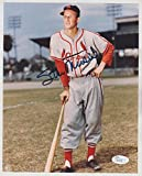 Stan Musial Signed Photo - 8x10 #p97525 - JSA Certified - Autographed MLB Photos