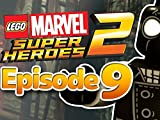 lego marvel superheroes iron fist - Clip: Noir Spiderman!