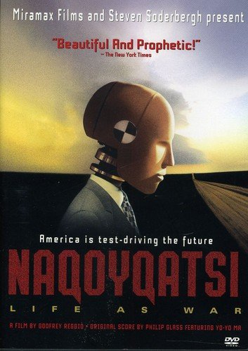 DVD : Naqoyqatsi