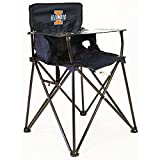Rivalry Distributing RIV-RV222-1700 Illinois Fighting Illini NCAA Ultimate Travel Child High Chair