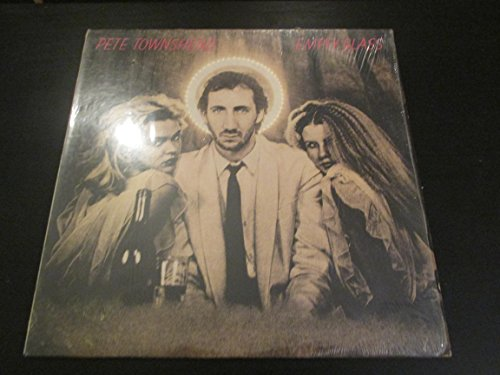 PETE TOWNSHEND Empty Glass LP Vinyl VG++ Cover VG+ Sleeve 1980 Atco SD 32 100