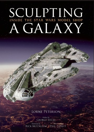 Sculpting a Galaxy: Inside the Star Wars Model Shop]()