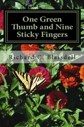 Download One Green Thumb and Nine Sticky Fingers pdf epub