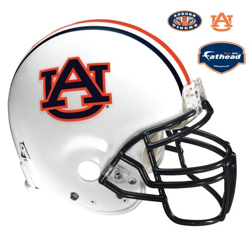 Fathead Auburn Tigers Helmet Wall Decal