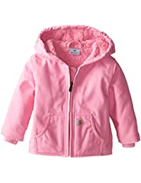 Girls' Redwood Jacket Sherpa Lined