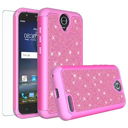 new arrival b7442 ef53a Amazon.com: [Coverlab] Phone Case for ZTE ZMAX Champ, ZMAX Grand ...