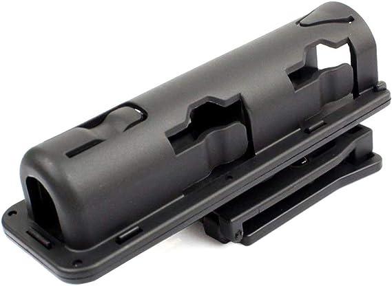 Baton Holder Expandable Plastic Swivelling Baton Case Telescopic Holster US Ship