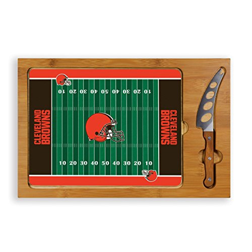 NFL Cleveland Browns 3-Piece Icon Cheese Set
