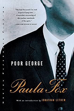 book cover of Poor George