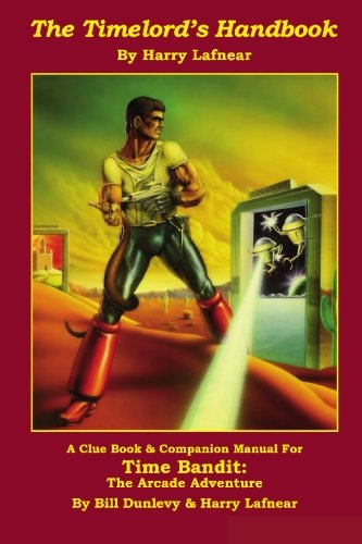 The Timelord's Handbook [Lafnear, Harry] (Tapa Blanda)