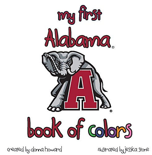 Download My First Alabama Book of Colors pdf