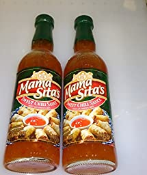 Mama Sita\'s Sweet Chili Sauce Pack of Two Bottles 13.76 Oz a Bottle