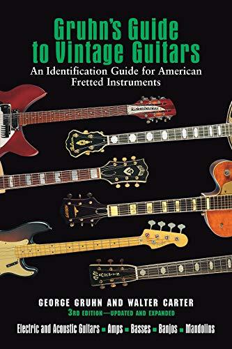 Gruhn's Guide to Vintage Guitars (Gruhns Guide)